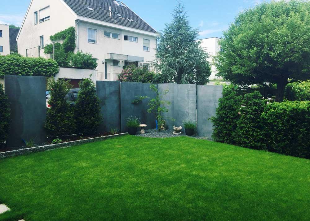 Formigon sichtbetonplatte die d nnste 100 echt for Gartengestaltung 1000 m2